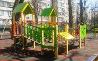 """Детский игровой комплекс """"Мостики"""""""
